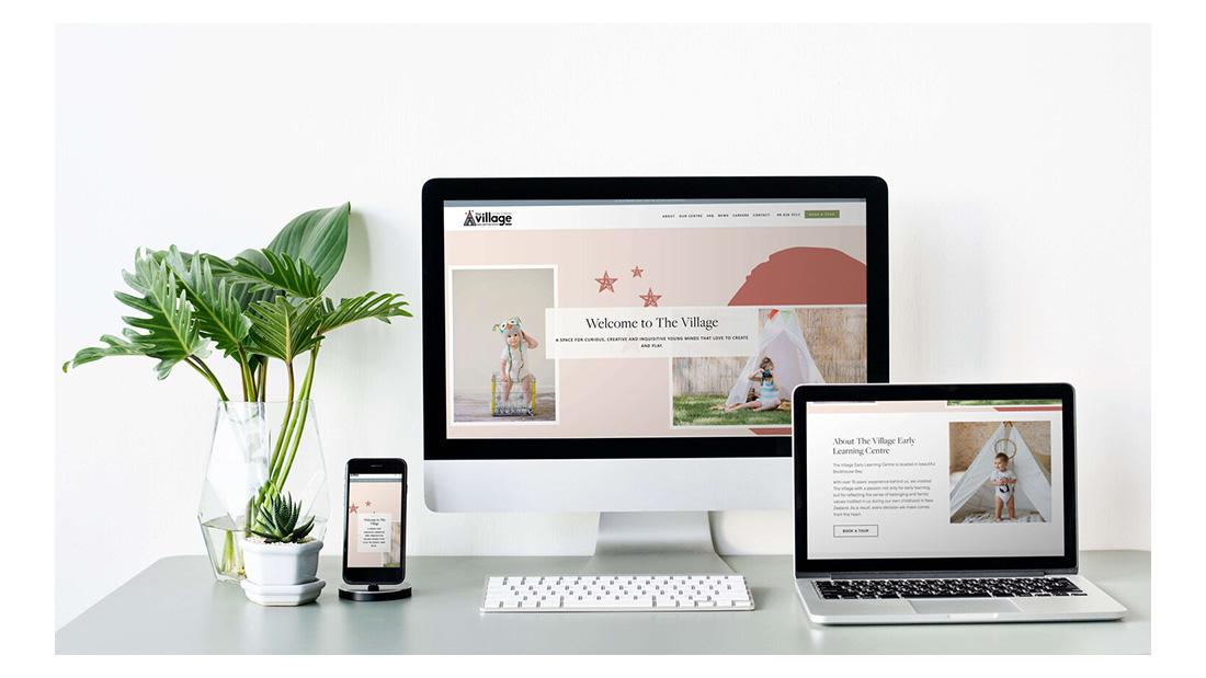 website-desa