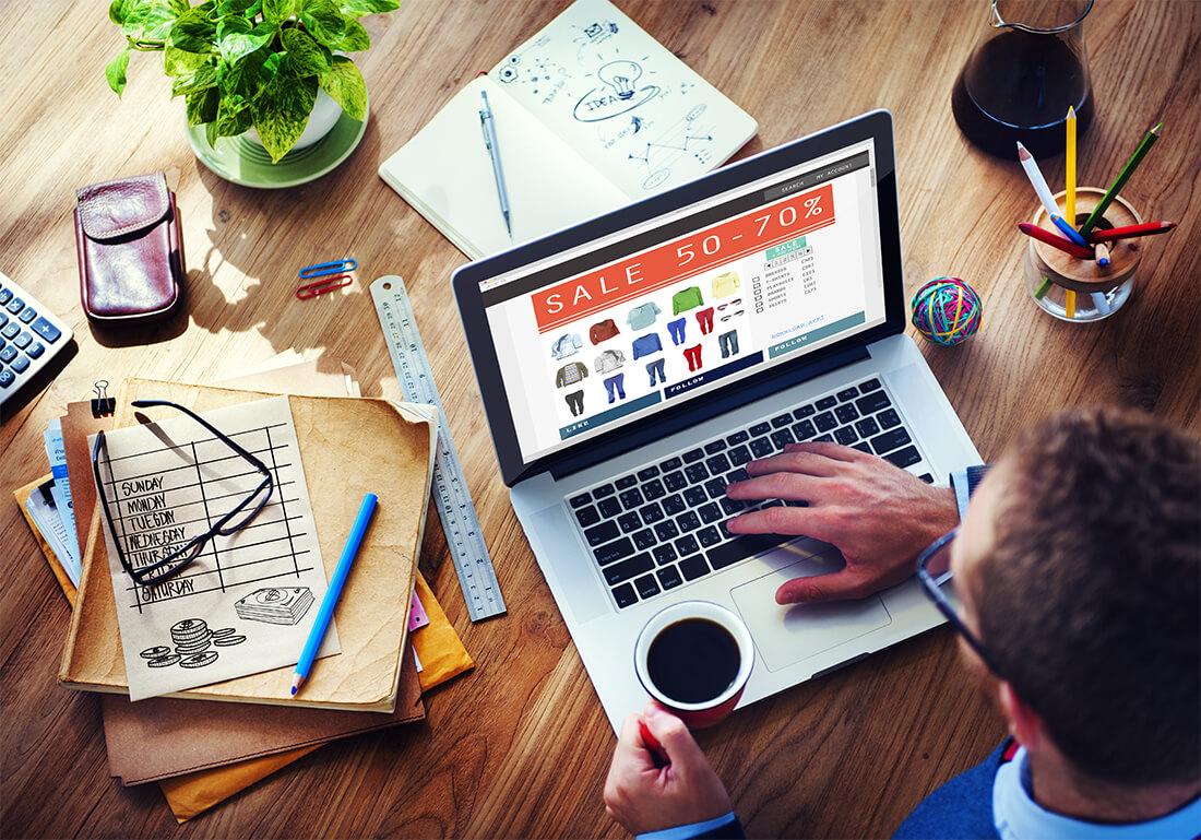 Buat Web Toko Online Murah