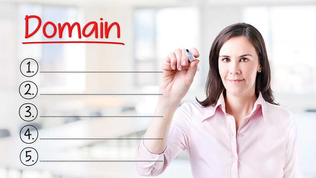 102 daftar domain