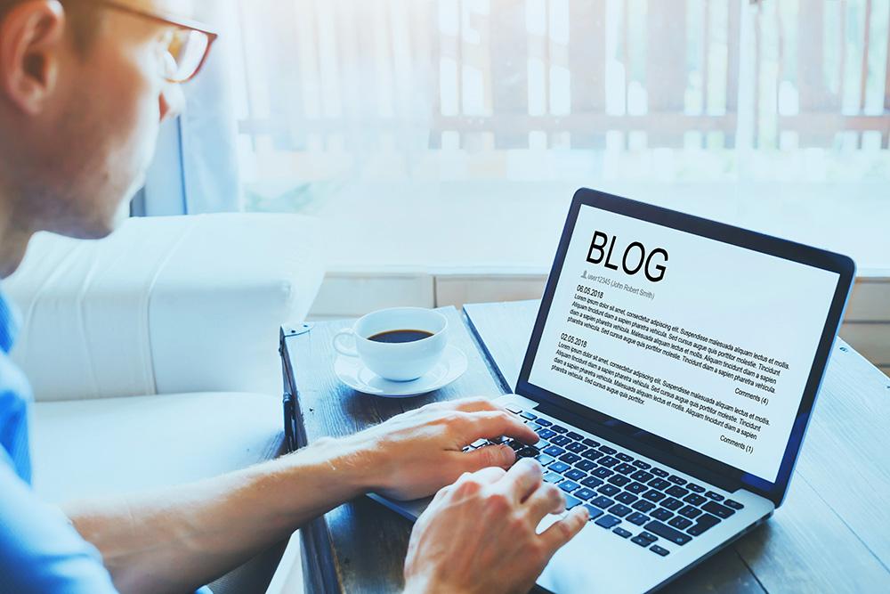 blog dan blogger