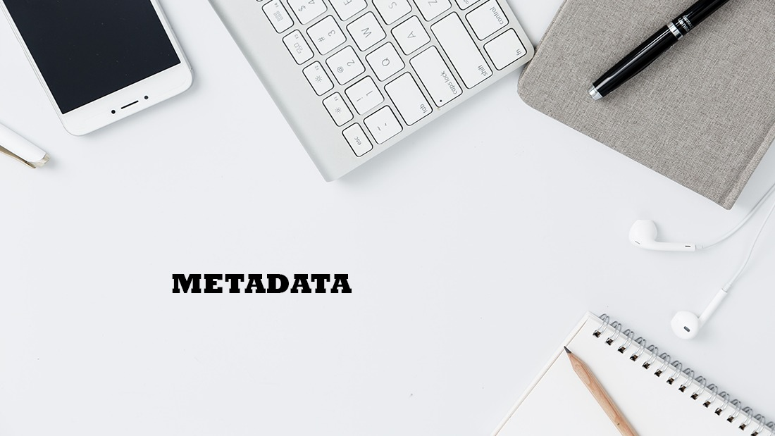 metadata-adalah