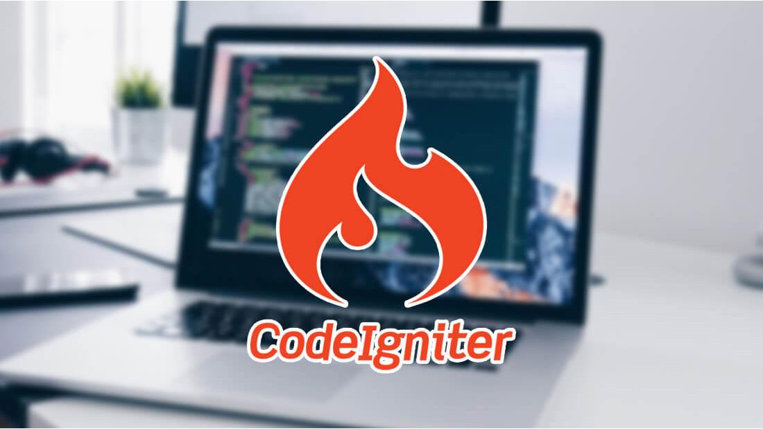 Codeigniter-Adalah