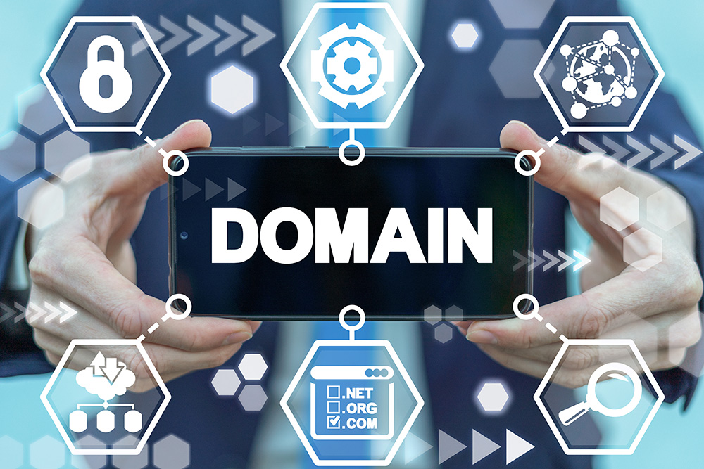 domain-sendiri
